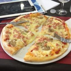 Pizzas a buen tamaño!