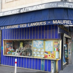 Librairie Maurel - Marseille, France