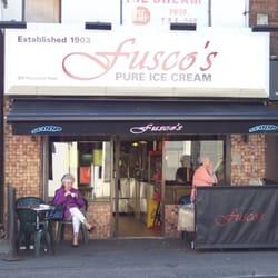 Fusco's Ice Cream Parlour, Belfast