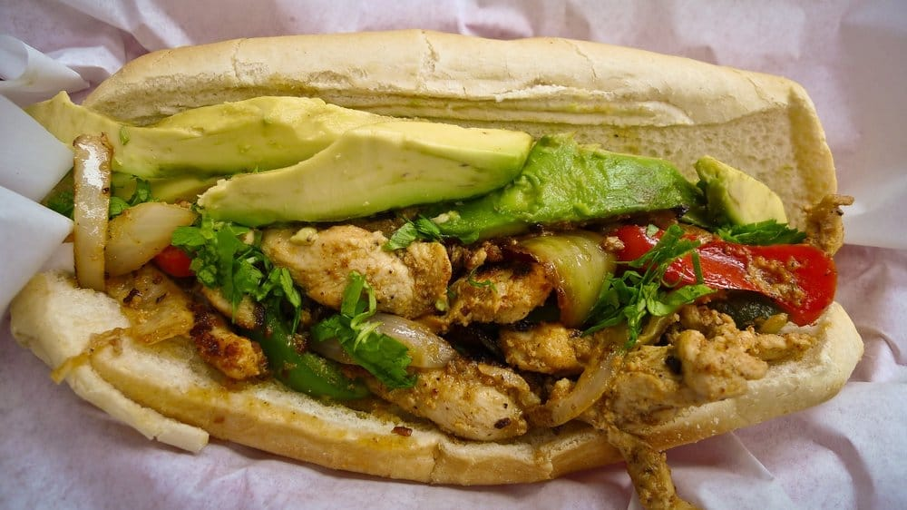Delicious Chicken Sandwiches Delicious Chicken Fajita