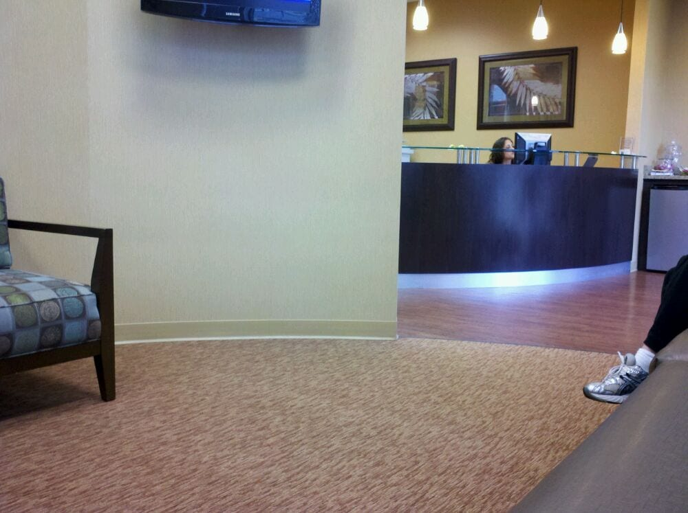 Gentle touch dental spa general dentistry falls church for A gentle touch salon