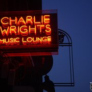 Charlie Wright's Music Lounge, London