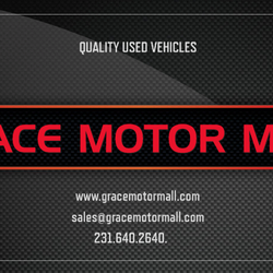 Grace motor mall car dealers traverse city mi for Traverse city motors used cars
