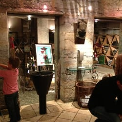 Brasserie Léon de Lyon - Lyon, France. Les fameux WC !