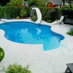 Concept piscine design home garden quebec city qc for Concept piscine design