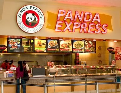 panda express fast food northgate seattle wa united states
