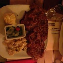 Weinerschnitzel!