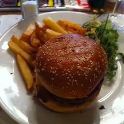 Le Cheesburger du bistrot du peintre