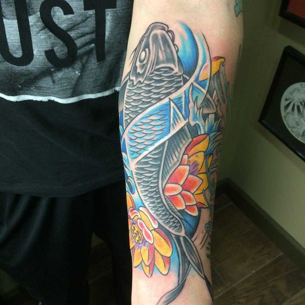 tattoo by adam kaplan yelp
