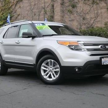 Hilltop Ford Used Cars