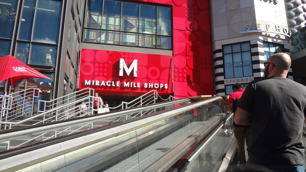 miracle mile shops 261 photos shopping centres the