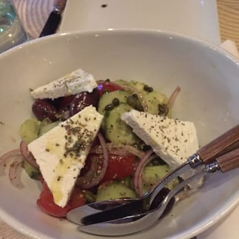 Pylos 385 photos greek east village new york ny reviews pylos new york ny united states greek salad so fresh publicscrutiny Image collections
