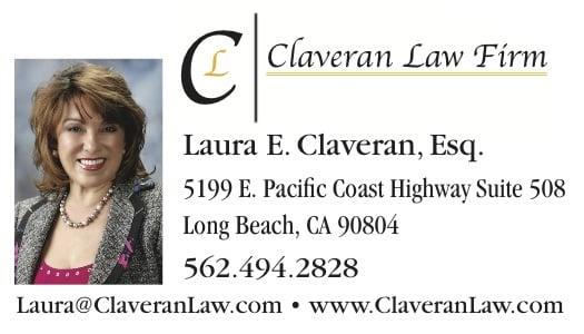 Claveran Law Firm Long Beach Ca