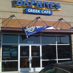 Great new summary of daphne greek cafe