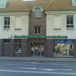 Stadtbibliothek Oranienburg, Oranienburg, Brandenburg