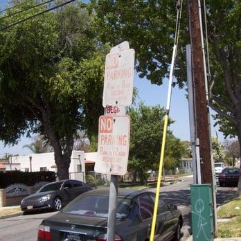 City Long Beach Parking Enforcement Department Long Beach Ca