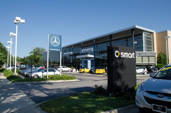 Mercedes dealers chicago illinois for Mercedes benz chicago dealers