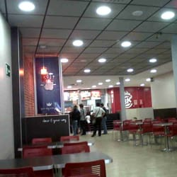 Burger King, Barcelona