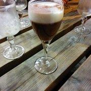 Très bon irish Coffee