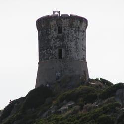 La Tour de la Parata, Ajaccio