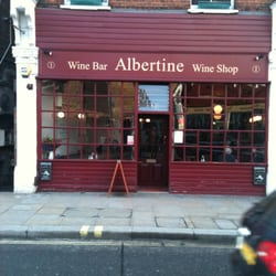 Albertine Wine Bar, London