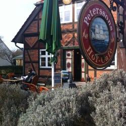 Peterssons Hof Café & Restaurant, Born, Mecklenburg-Vorpommern