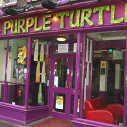 Purple Turtle, Reading