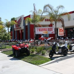 Long beach honda motorcycles for Long beach honda dealer