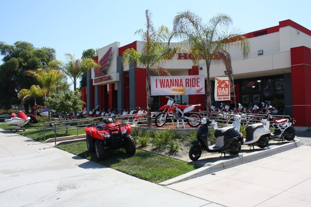 Huntington beach honda 47 photos motorcycle dealers for Honda dealership hours