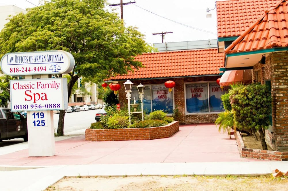 local glendale ca beauty and spas