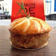 Foie gras cake!