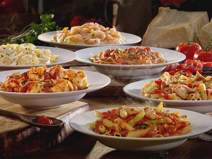 Olive Garden Italian Restaurant - CLOSED - Italian - Ormond Beach, FL ...