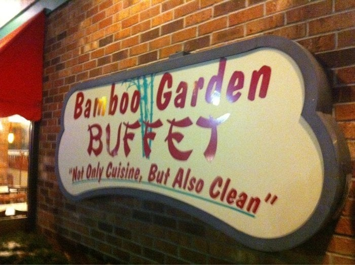 Bamboo Gardens Buffet All You Can Eat 2160 N State St