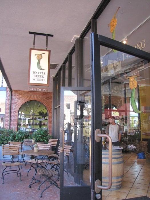 Wattle Creek Winery Tasting Room Photos For Wattle Creek Winery