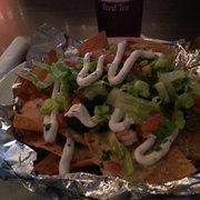 Stinky's Fish Camp - Seafood nachos - Navarre, FL, Vereinigte Staaten