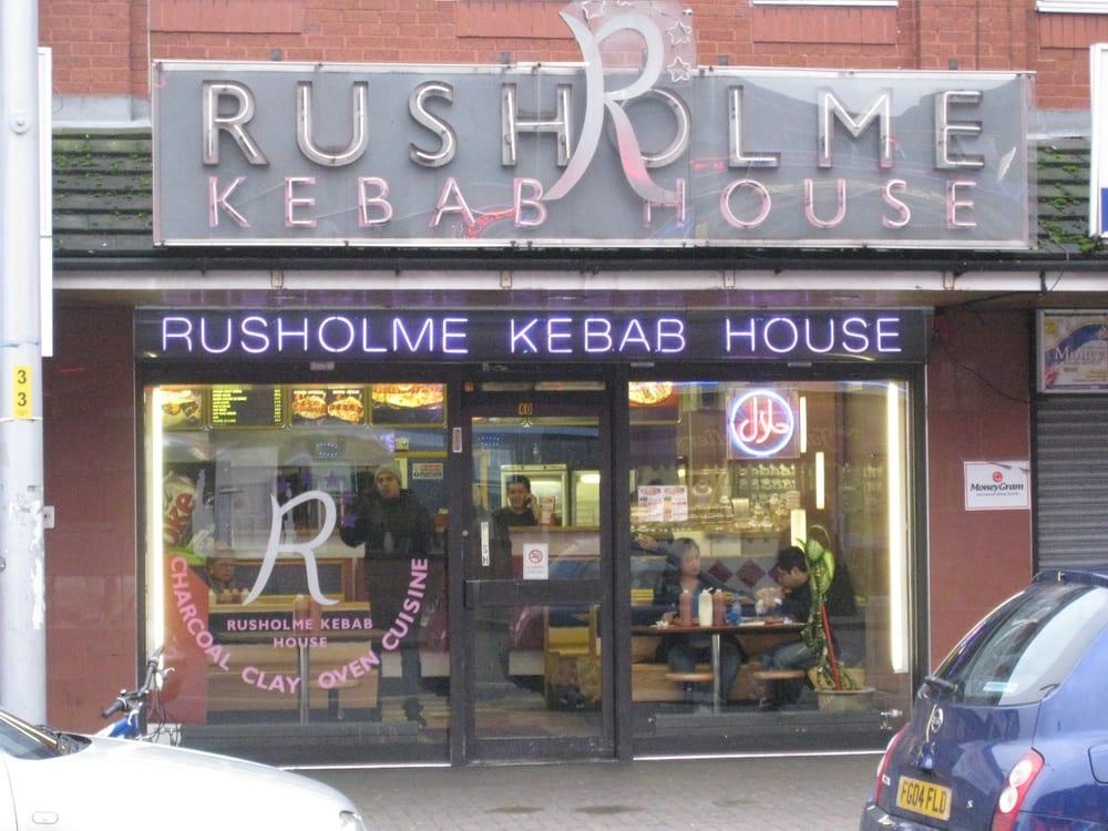 Rusholme Kebab House Takeaway Fast Food Rusholme