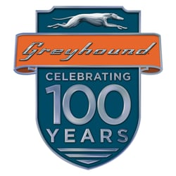Greyhound Bus Lines logo