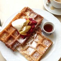 Waffles sweet : CHF 19.50