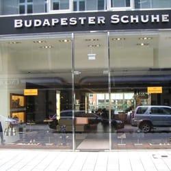 Budapester Schuhe, Hamburg