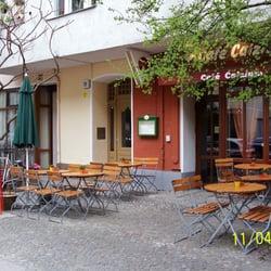 Café Calzium, Berlin