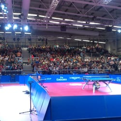 Table Tennis at rhe Commonwealth Games…
