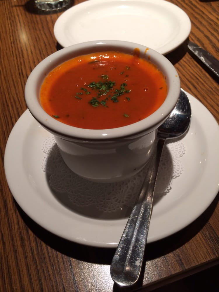 Mimi's Cafe - Elk Grove, CA, United States. Tomato basil bisque