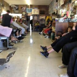 Barber Shop Fresno : Shields & West Barber Shop - Fresno, CA, United States by Fabian G.