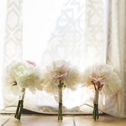 Jenny Mann Floral Design - Santa Barbara, CA, États-Unis. Bridesmaid bouquets