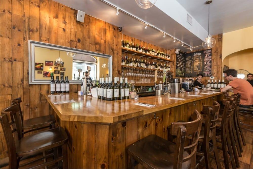 Lallisse bar yelp for Athena mediterranean cuisine ny