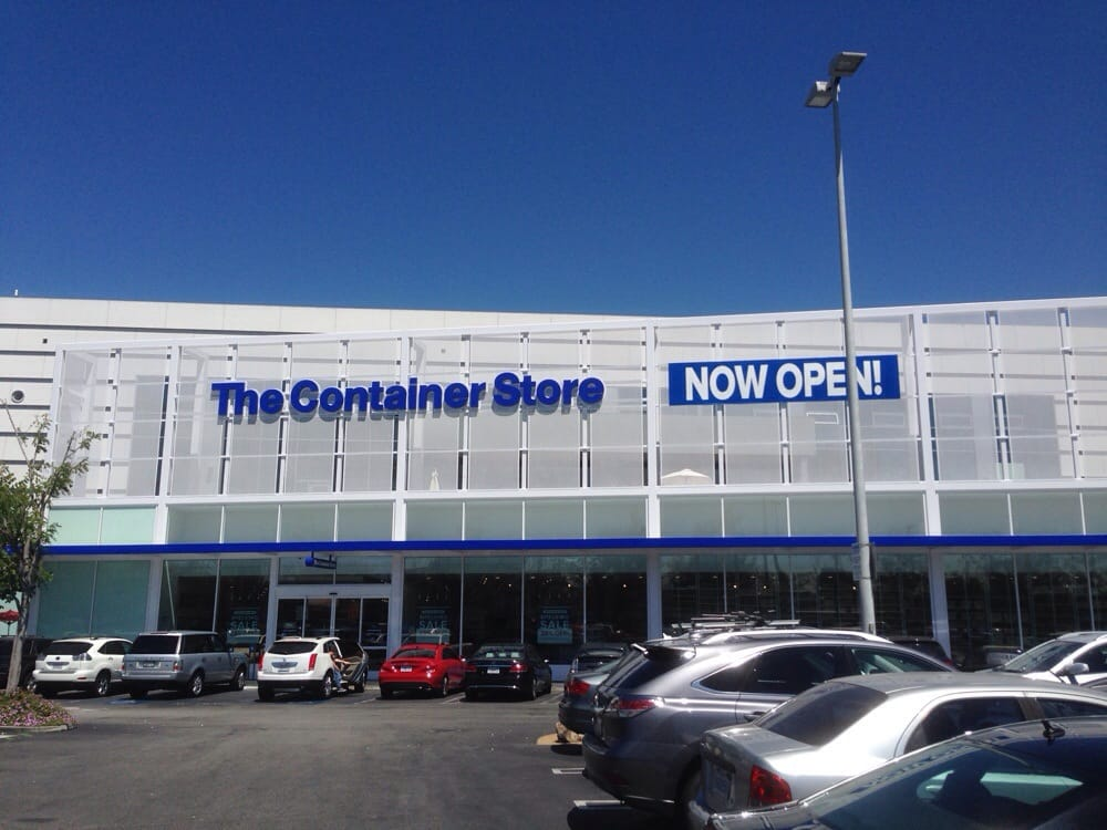 The Container Store Department Stores Fairfax Los Angeles Ca Reviews Photos Yelp
