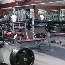 Fitness 19 - Yes, let's all collectively not rerack our weights.. Smfh - Fremont, CA, Vereinigte Staaten