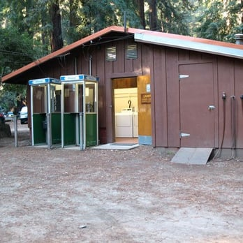 Big sur campground and cabins hotels big sur ca for Big sur campground and cabins