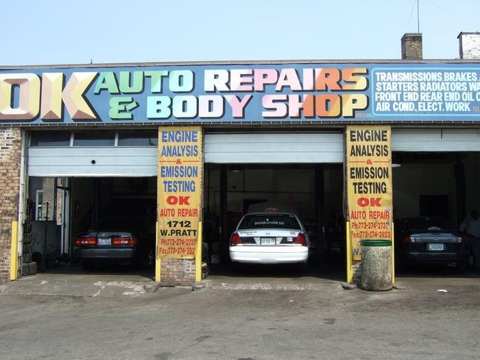 Car Repair Shop Tulsa Ok
