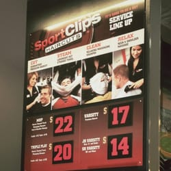 The Average Price of Sport Clips Haircut Sport Clips haircuts are priced between $15 and $ Kids up to 12 years old will have to pay the least, $15 per haircut.